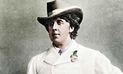 Ocsar Wilde in 1893
