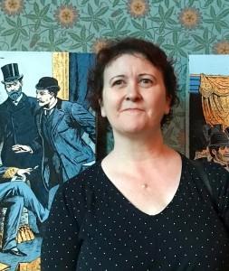 Vanessa Heron (Hon. Secretary, and Editor of 'Intentions')