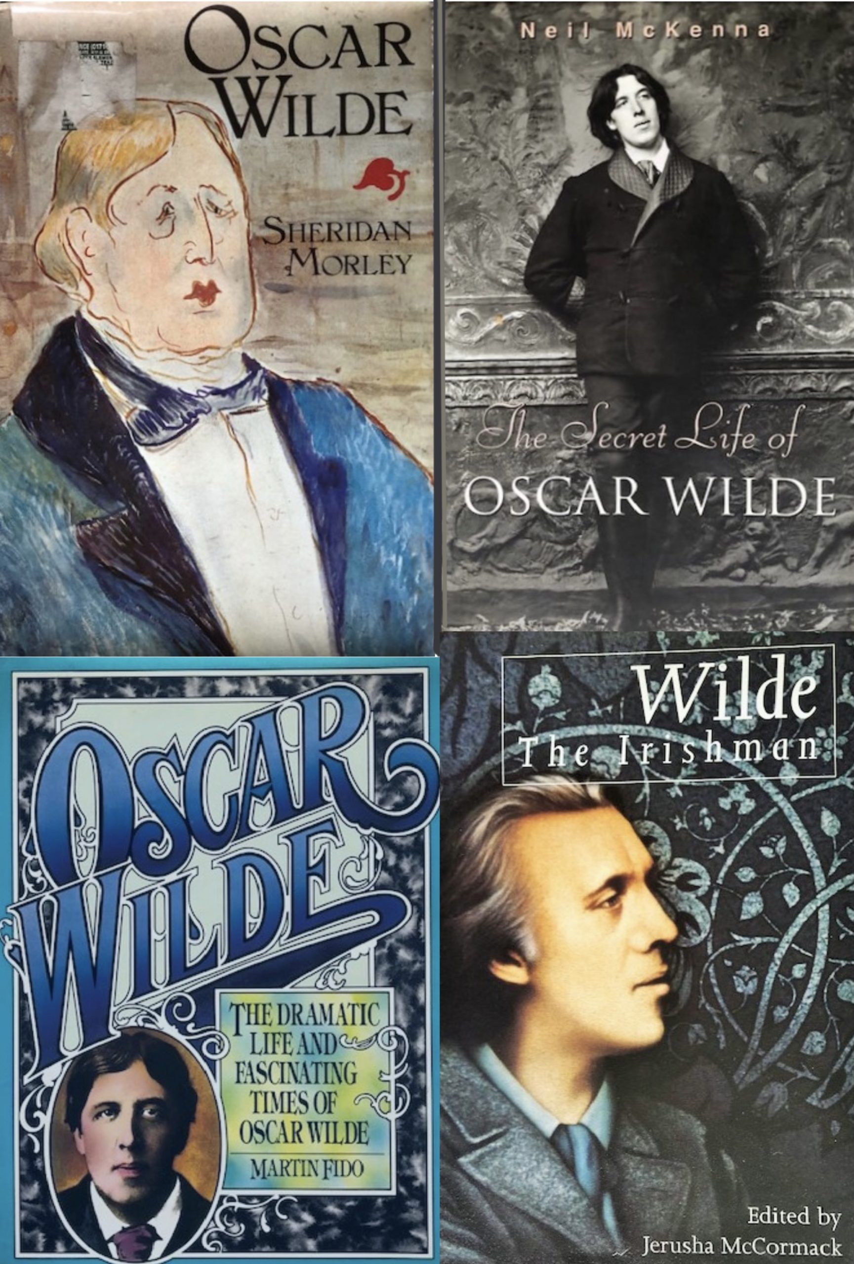 Books for sale from the Oscar Wilde Society